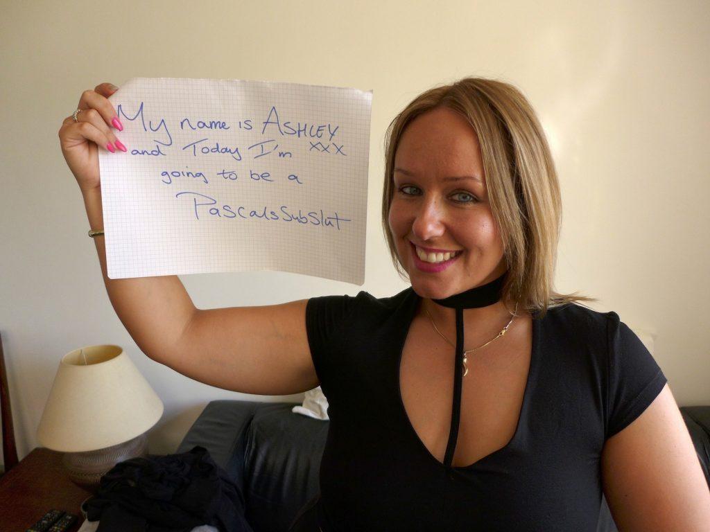 Shot Ashley Rider - PascalsSubSluts Blog