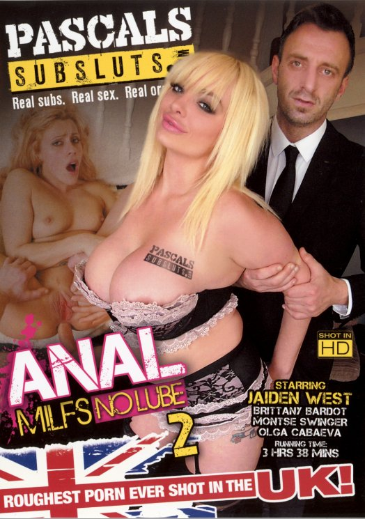 Anal MILFs No Lube 2 front cover