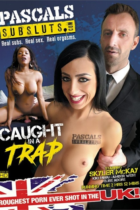 DVD Caught In A Trap