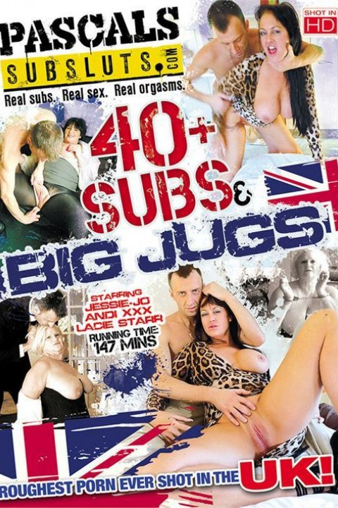 DVD 40+ Subs & Big Jugs