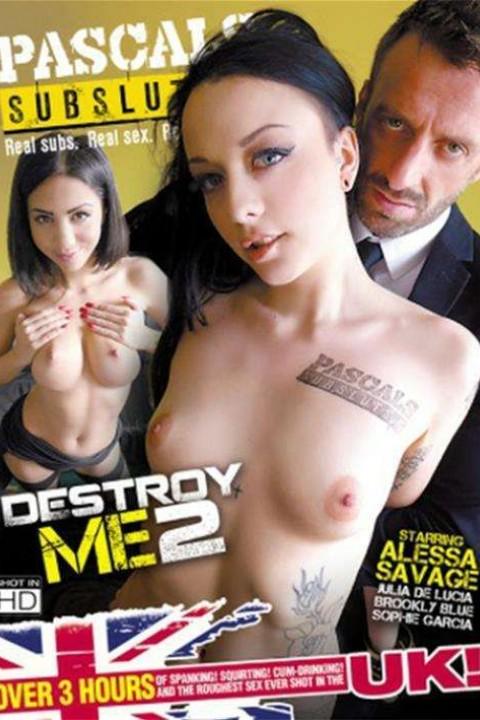DVD Destroy Me #02