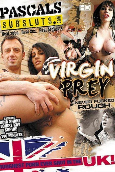Virgin Prey: Never Fucked Rough