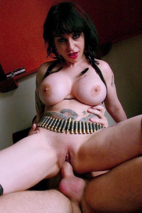 Model Gina Snake