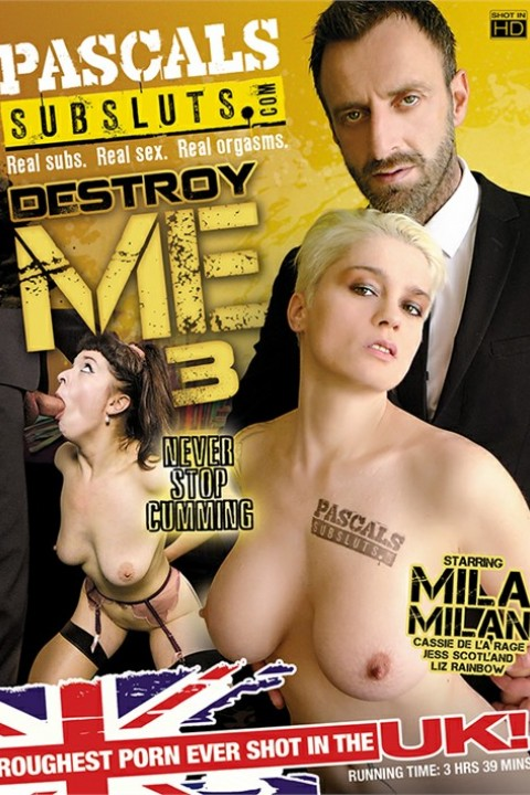DVD Destroy Me #03