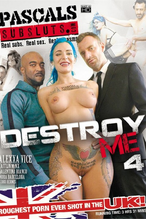 DVD Destroy Me #04