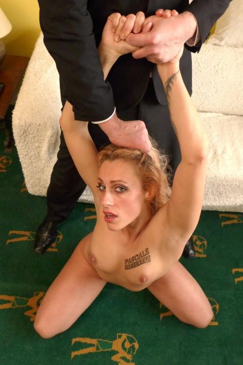 Model Brittany Bardot